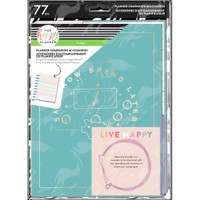 The Happy Planner - Me and My Big Ideas - Classic Planner Companion - Budget Line Art
