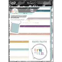 The Happy Planner - Me and My Big Ideas - Classic Planner Companion - Simple Faith