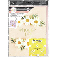 The Happy Planner - Me and My Big Ideas - Classic Planner Companion - Pressed Florals