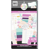 The Happy Planner - Me and My Big Ideas - Value Sticker Book - Save Now Spend Later (#1170)