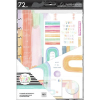 The Happy Planner - Me and My Big Ideas - Classic Accessory Pack - Painterly Pastels