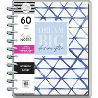 The Happy Planner - Me and My Big Ideas - Classic Happy Notes - Indigo (Dotted Line)