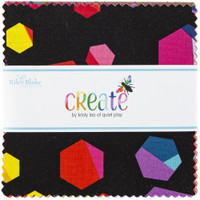 Riley Blake Designs - Charm Pack - Create by Kristy Lea of Quiet Play