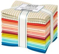 Robert Kaufman Fabric Precuts - Fat Quarter Bundle - Quilty Love Palette