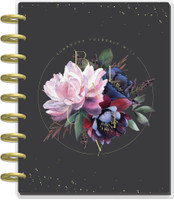 The Happy Planner - Me and My Big Ideas - Classic Happy Planner - 2021-2022 Beauty In Florals - 18 Months (Dated, Vertical)
