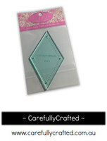 Sue Daley English Paper Piecing -  2 inch Six Pointed Star - Template