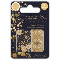 Craft Consortium - Washi Tape - Tell the Bees Special Edition - Set of 2