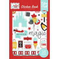 Echo Park Sticker Book - A Magical Place