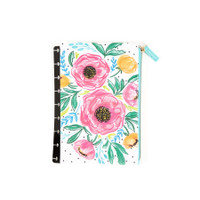 The Happy Planner - Me and My Big Ideas - Colorful Florals Classic Snap-In Pen Pouch