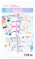 Recollections - Sticker Book - Watercolor