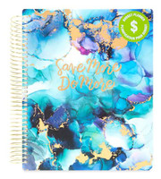 Recollections - 2021 - 2022 Medium Budget Planner - 18 Months (Dated, Horizontal)