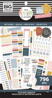 The Happy Planner - Me and My Big Ideas - Value Sticker Book - Biz Babe Goals (#796)