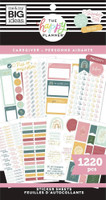 The Happy Planner - Me and My Big Ideas - Value Sticker Book - Caregiver (#1220)