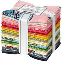 Robert Kaufman Fabric Precuts - Fat Quarter Bundle - Spring Shimmer by Jennifer Sampou