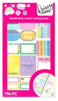 Craft Smith - Krissyanne Designs - Sticker Book - Rainbow