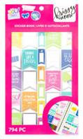 Craft Smith - Krissyanne Designs - Sticker Book - Crafting Time