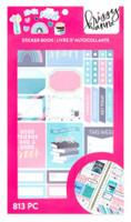 Craft Smith - Krissyanne Designs - Sticker Book - Reading