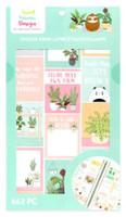 Craft Smith - Sweet Kawaii Design - Sticker Book - Anti Stress