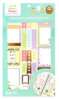 Craft Smith - Sweet Kawaii Design - Sticker Book - Stationery Love