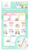Craft Smith - Sweet Kawaii Design - Sticker Book - Farmers Market