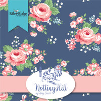 Riley Blake Fabrics - Charm Pack - Notting Hill by Amy Smart