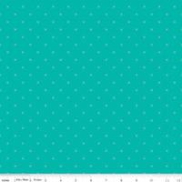 Riley Blake Fabric - Bee Cross Stitch - Lori Holt - Vivid #C745-VIVID