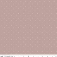 Riley Blake Fabric - Bee Cross Stitch - Lori Holt - Pewter #C745-PEWTER