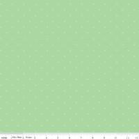 Riley Blake Fabric - Bee Cross Stitch - Lori Holt - Leaf #C745R-LEAF