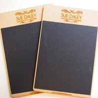 Sue Daley Designs - Sand Paper Board