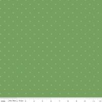 Riley Blake Fabric - Bee Cross Stitch - Lori Holt - Clover #C745R-CLOVER