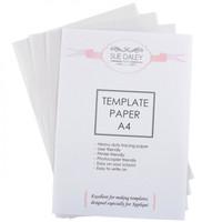Sue Daley Designs - Template Paper A4 x 3 pack