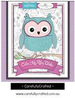 Colour Me Riley Blake - Colouring Book