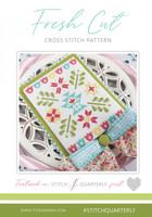 It's Sew Emma - Cross Stitch Pattern - Fresh Cut