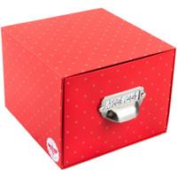 It's Sew Emma - Lori Holt of Bee in My Bonnet - Stitch Card Box - Red