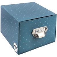 It's Sew Emma - Lori Holt of Bee in My Bonnet - Stitch Card Box - Denim