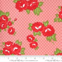 Moda Fabric - Sunday Stroll - Bonnie & Camille - Pink #55221 13