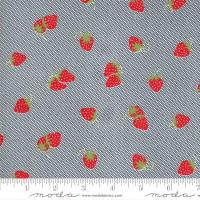 Moda Fabric - Sunday Stroll - Bonnie & Camille - Navy #55223 15