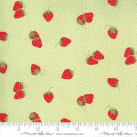 Moda Fabric - Sunday Stroll - Bonnie & Camille - Green #55223 19