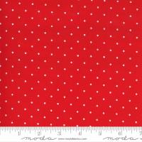 Moda Fabric - Sunday Stroll - Bonnie & Camille - Red #55226 12
