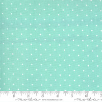 Moda Fabric - Sunday Stroll - Bonnie & Camille - Aqua #55226 14