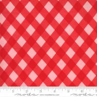 Moda Fabric - Sunday Stroll - Bonnie & Camille - Red Pink #55227 13
