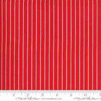 Moda Fabric - Sunday Stroll - Bonnie & Camille - Red #55228 12