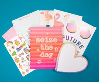Be Happy Box  - The Happy Planner - Me and My Big Ideas - Be Happy Box - Summer Fun