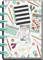 The Happy Planner - Me and My Big Ideas - Mini Happy Notes - Be Happy (Dot Grid)