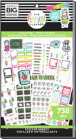 The Happy Planner - Me and My Big Ideas - Value Pack Stickers - Teacher - Stick Girl (#738)