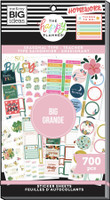 The Happy Planner - Me and My Big Ideas - Value Pack Stickers - Teacher - Big Seasonal Type (#700)