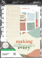 The Happy Planner - Me and My Big Ideas - Peachy Homeschool Big Accessory Pack