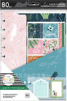 The Happy Planner - Me and My Big Ideas - Jungle Vibes Classic Accessory Pack