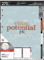 The Happy Planner - Me and My Big Ideas - Classic Extension Pack - Endless Potential (Undated, Teacher)