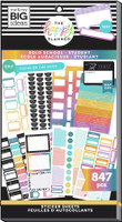 The Happy Planner - Me and My Big Ideas - Value Pack Stickers - Student - Bold School (#847)